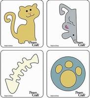 Cuttlekids Stans 62-0056 kitty kat 4st