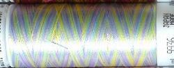 Mettler borduurgaren Poly Sheen multi 9936 lila/geel/bl/gr