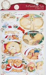 Forever Friends A Christmas Tale 157110 Die Cut