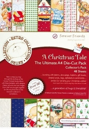 Forever Friends A Christmas Tale 169011 Ultimate Decoupage