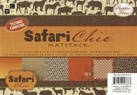 DCWV Mat stack MS-003-00037 Safari chic