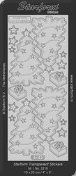 Borduursticker Starform 3216 Kerstboom