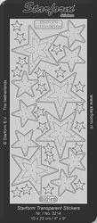 Borduursticker Starform 3214 Sterren 1