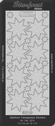 Borduursticker Starform 3215 Sterren 2