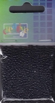 Glaskralen Vaesen rond 2303-0214A inside donkerbruin
