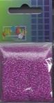Glaskralen Vaesen rond 2303-0206B inside pink