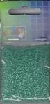Glaskralen Vaesen rond 2303-0203B inside lichtgroen