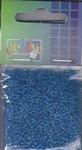 Glaskralen Vaesen rond 2303-0204B inside lichtblauw