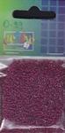 Glaskralen Vaesen rond 2303-0207B inside rood- bordeaux