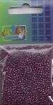Glaskralen Vaesen rond 2303-0221A inside donker roze