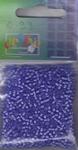 Glaskralen Vaesen rond 2303-0216A inside blauw