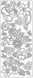 Stickervel 1302 Bloemen