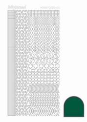 Stickervel Hobbydots Adhesive STDA112 green