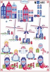 MD A4 Knipvel Els Wezenbeek EWK1201 Amsterdam