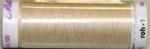 Mettler borduurgaren Silk Finish 0001 beige