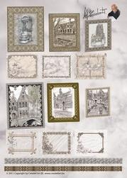 A4 Stansvel Creatief art Staf Wesenbeek 4622-601