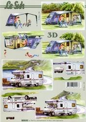 A4 Knipvel Le Suh  821510 Caravan/mobielhome/camper