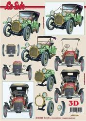 A4 Knipvel Le Suh 4169125 Oldtimer auto