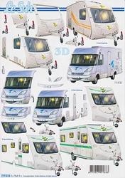 A4 Knipvel Le Suh 777316 Camper/mobielhome/caravan