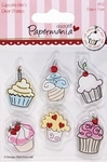 Mini clear stamp 907205 little cake shoppe cupcake mini`