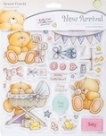 Forever  Friends 907113 New Arrivals clear stamps