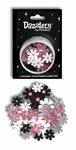 Petaloo dazzlers florettes Glitter 120 Pink Poodle