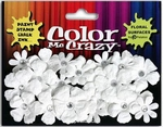 Petaloo Color Me Crazy gypsies 000  jeweled florettes