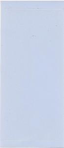 Stickervel Jeje 406 Fijne rand Lichtblauw