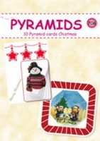 Foliart Pyramids boekje 706 Kerst