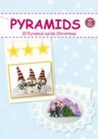 Foliart Pyramids boekje 705 Kerst