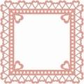 Cheery Lynn FRM127 Sweetheart frame