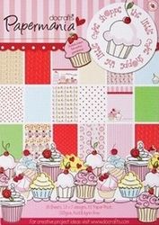 A4 Paper pack 160106 Little cake shoppe