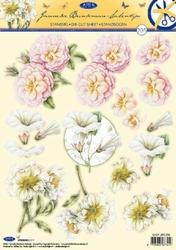 A4 Stansvel Studio Light EASYJBS205 Janneke Brinkman bloemen