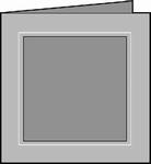 Romak 4-kant kaart 104 Passe-Partout 4-kant 67 geel