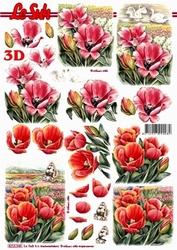 A4 Knipvel Le Suh 8215545 Tulpen