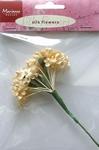 MD Silk flowers JU0852 Off white/ivoor