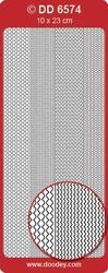 Doodey Stickervel DD6574 Rand Multi Golf