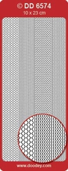 Sticker Doodey DD6574 Randjes Multiwave/golf