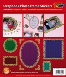 Scrapbook stickers Doodey GS658602 Fotolijstje