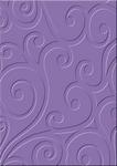 cArt-Us Embossing folder 8009 ornament krul