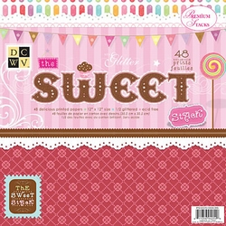 DCWV Paper stack PS-005-00036 Sweet Stack