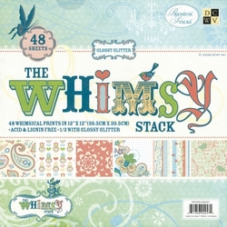 DCWV Paper stack PS-005-00037 Whimsy