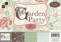 DCWV Mat stack MS-003-00045 Garden party