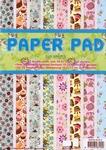 A5 Paper Pad Design Blok 6