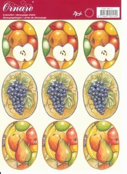 A5 Knipvel Ornare 11 Fruit