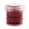 Embossing poeder 4021013 Tinsel red/rood