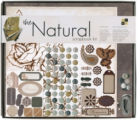 Album and box kit Natural SK-007-00008