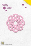 Nellies Fancy dies FD007 Flower