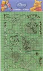 Clear Stempel Pooh 03