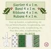 LeCreaDesign lint 868428 Kerst groentinten